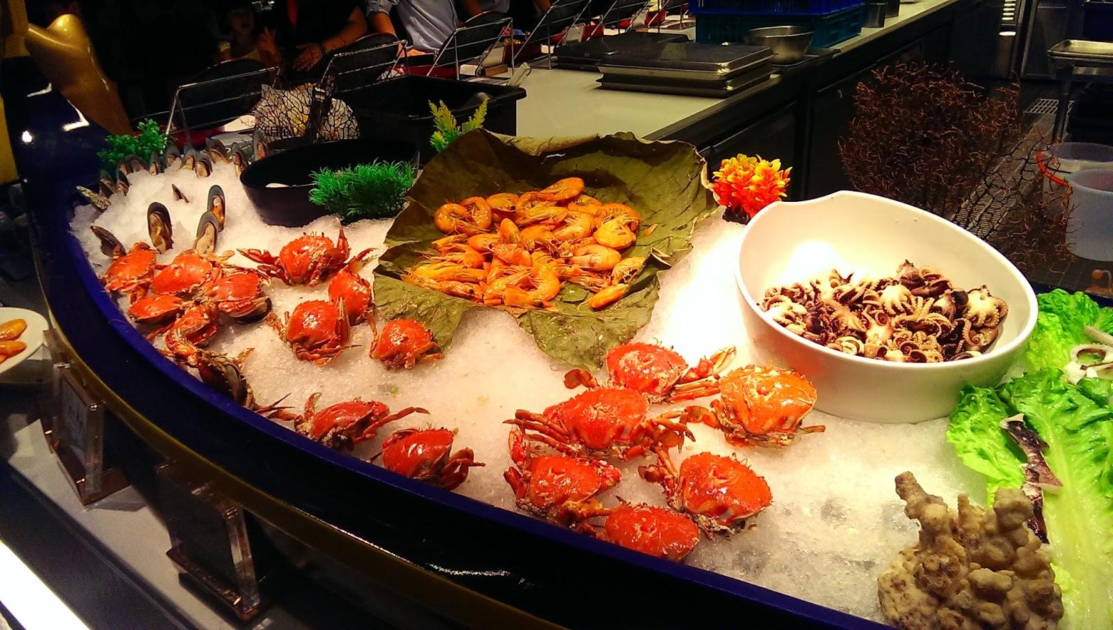 2015 07 01%2B20.03.12 - [食記] 台北京站 - 饗食天堂,有生魚片吃到飽的高級自助餐廳!