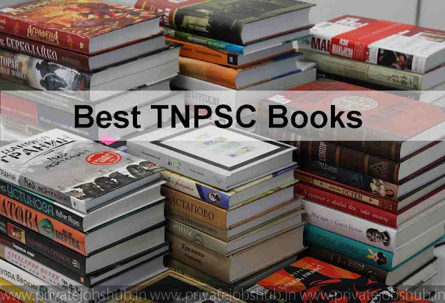 Best TNPSC Books