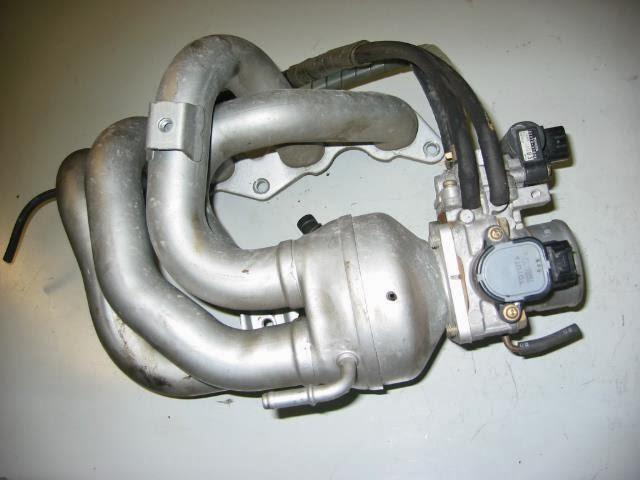 toyota corolla inlet manifold