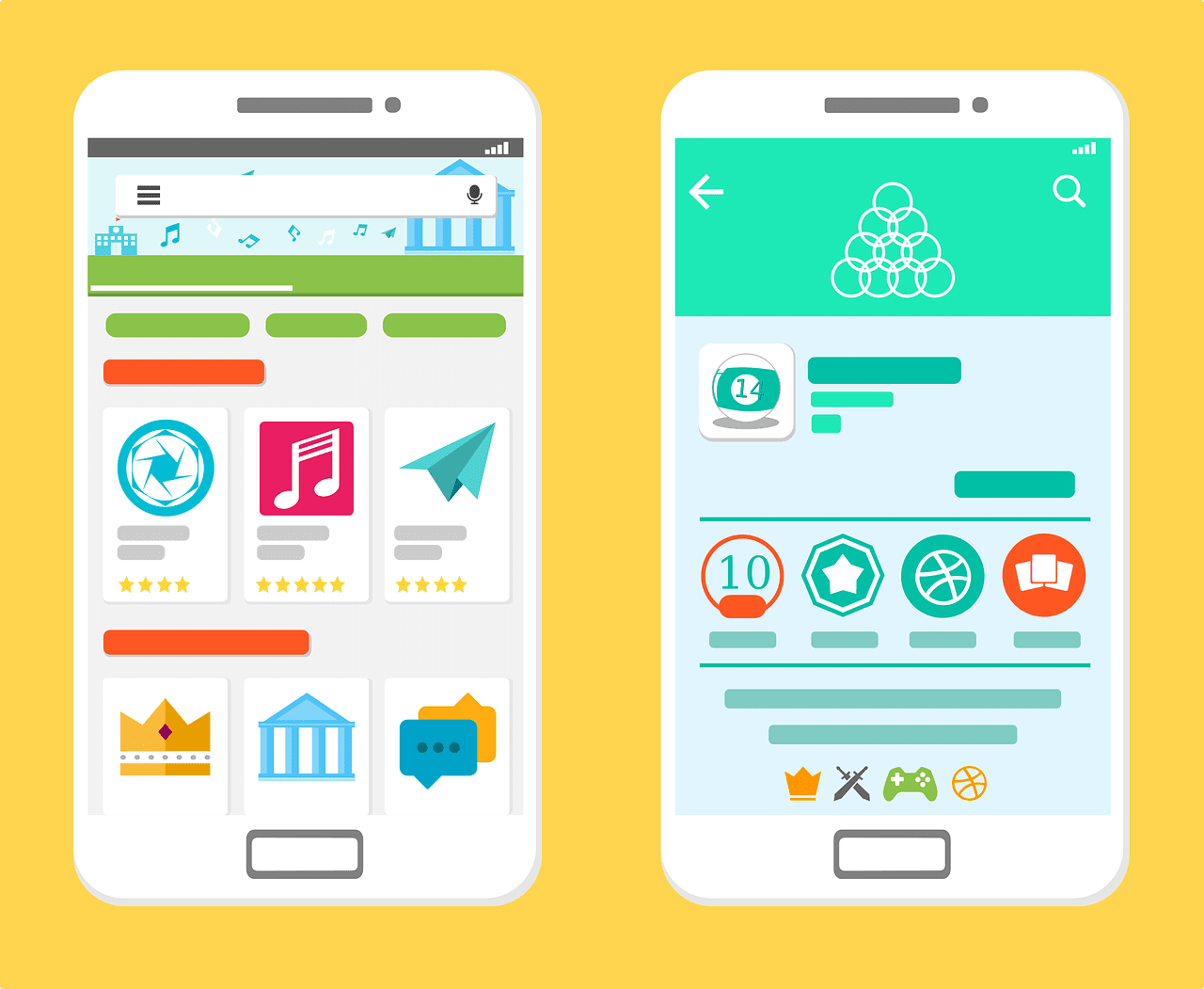 5 best online resources to learn android development ship me this android app development for free baditri Images