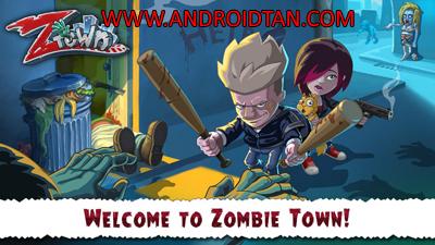 Download Zombie Town Story Mod Apk V1.0.1 Unlimited Money Terbaru 2017
