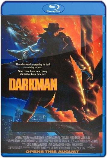 Darkman El rostro de la venganza (1990) HD 720p Latino