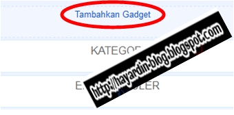 Cara Memodifikasi Widget Follower Google Friend Connect blog
