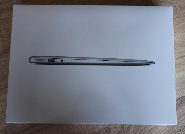 IMG 1672 - Unboxing van mijn nieuwe MacBook Air 13