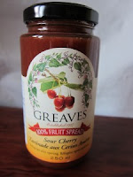 Greaves - the best low-sugar jam