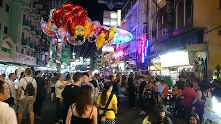 Khaosan Night Market