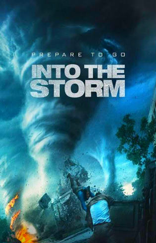 Into the Storm 2014 Dual Audio Hindi 300MB BluRay 480p ESubs