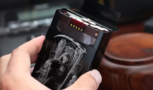 Laifu papierośnica 7