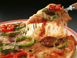 taste like pizza wallpaper