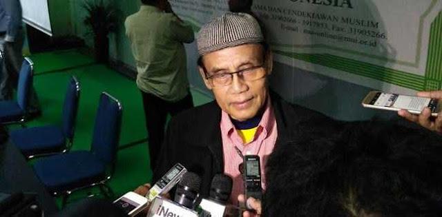 Anton Digdoyo: Tuduhan Ngabalin Ngawur Besar!