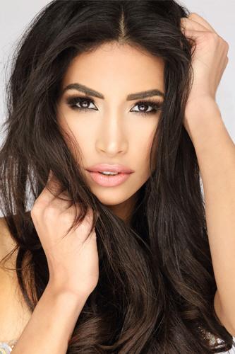 Miss USA 2018 Candidates Contestants Delegates Georgia Marianny Egurrola