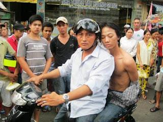 Hiệp sĩ bắt cướp đường phố