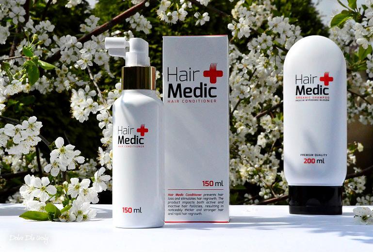Tonik przeciw wypadaniu włosów Hair Medic
