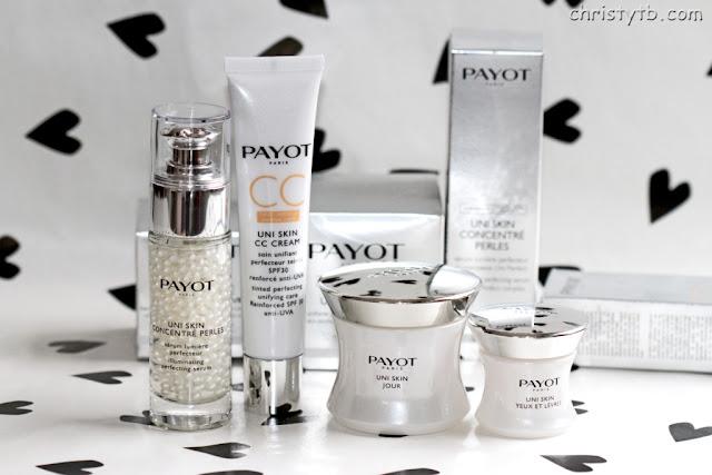 Уход Payot Uni Skin для выравнивания тона кожи