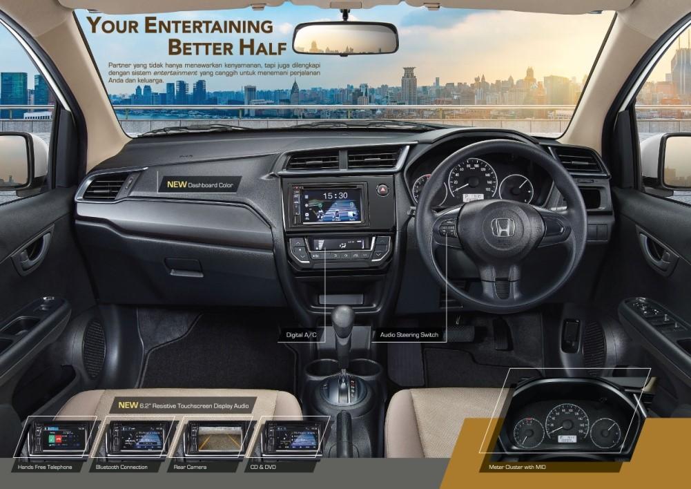 New Honda Mobilio 2019