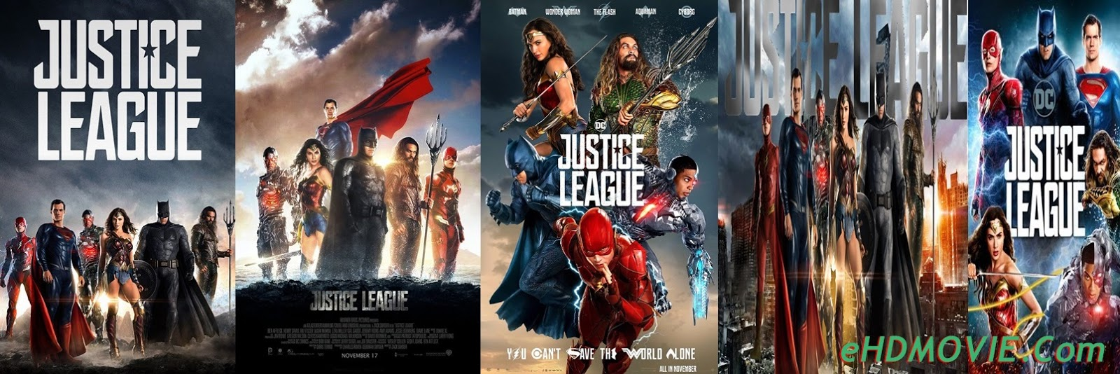 Justice League 2017 Full Movie Dual Audio [Hindi – English] 1080p - 720p - 480p ORG BRRip 350MB – 1.2GB - 3GB ESubs Free Download