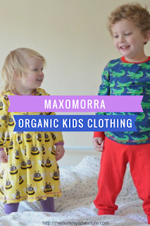 Maxomorra organic kids clothing, themummyadventure.com