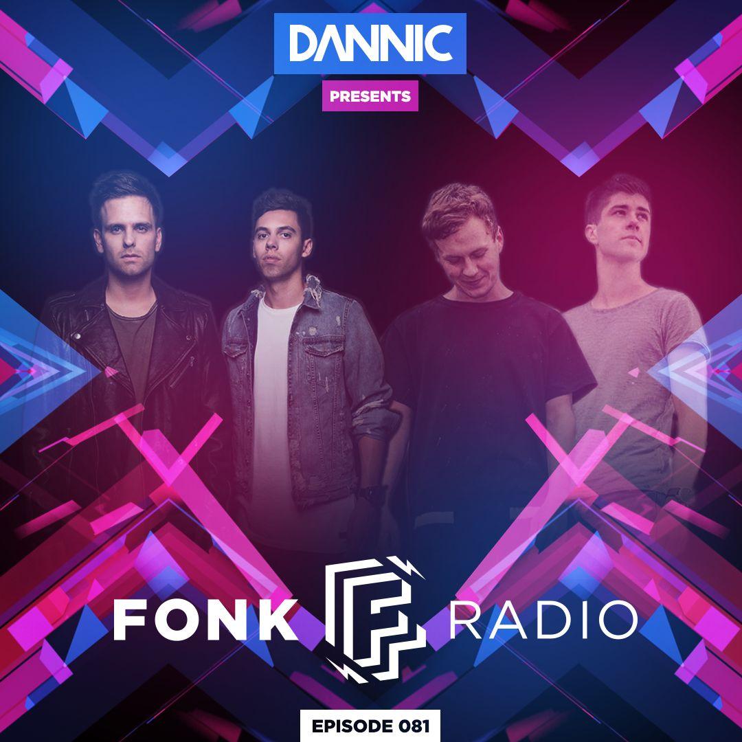 DANNIC - Fonk Radio Episode 081