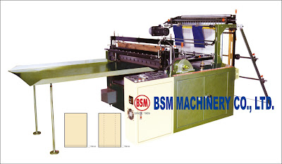FREE TENSION BOTTOM SEALING BAG MAKING MACHINE, FREE TENSION BOTTOM LINE BAG MAKING MACHINE
