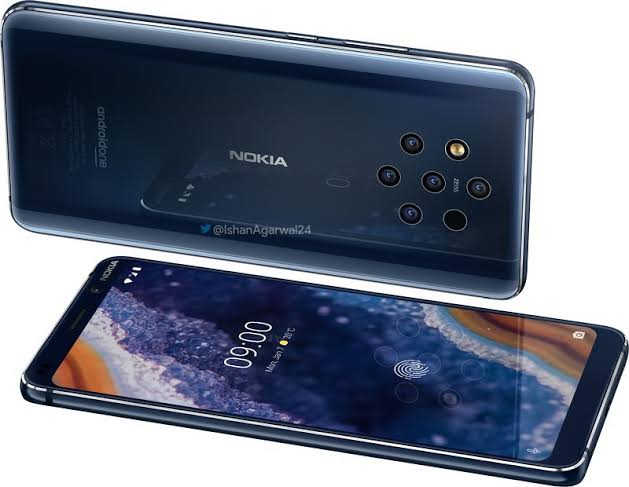 Nokia 9 Pueview Feature and Price
