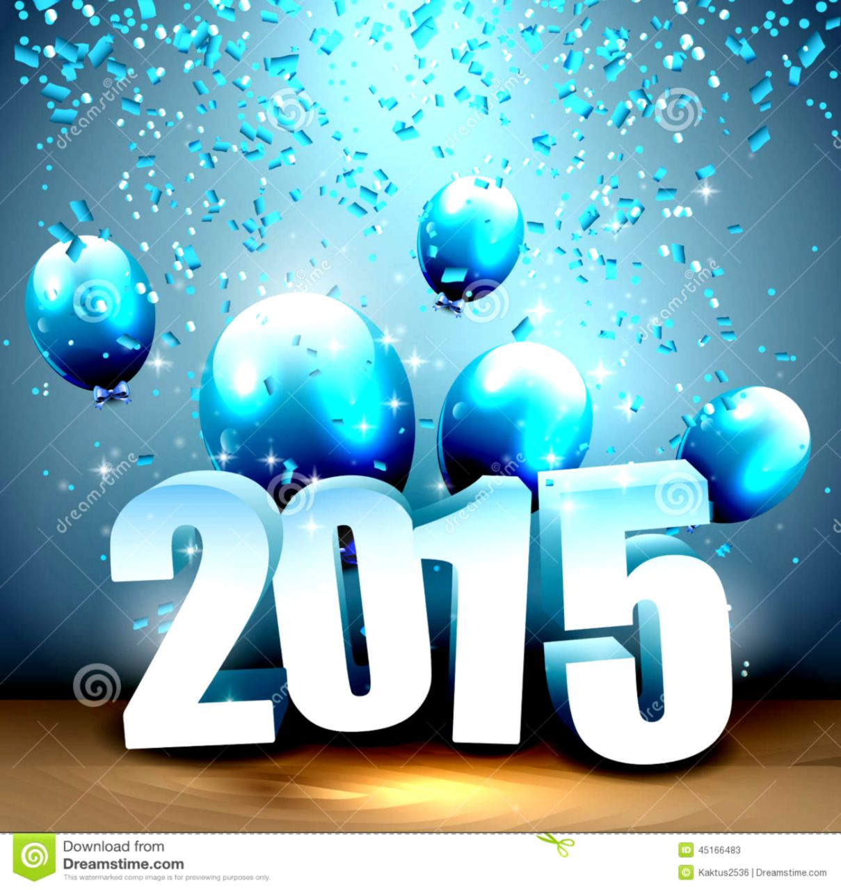 Happy New Year 2015 3d Vector Wallpaper Eazy Wallpapers