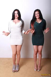 Safitri Pamela dan Ovi Sovianti - Penyanyi Dangdut Duo Serigala  √