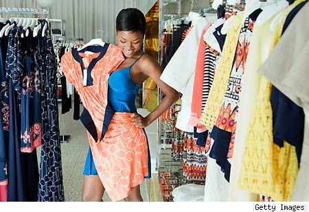 What do Nigerians do with all the stuff they buy? And what is their obsession with shopping anyways?