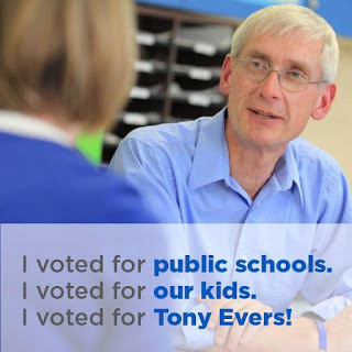 Tony Evers for State Superintendent