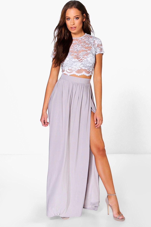 harga murah dari rok Maxi Skirt