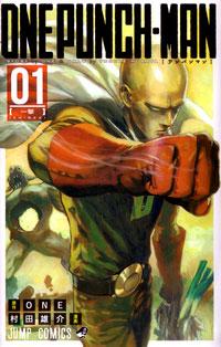 Ver online descargar One Punch Man manga Español