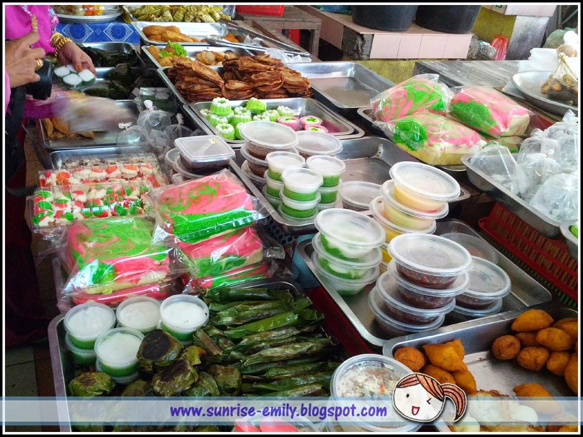 The Iconic Pasar Besar Siti Khadijah @ Kelantan