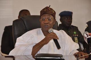 [GIST] I Never Said That All Music Videos And Films Produced Outside Nigeria Will Be Banned; This Is What I Said – Lai Mohammed