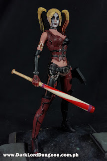 NECA Batman Arkham City Harley Quinn Action Figure