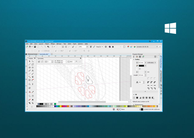 CorelDRAW Technical Suite 2018 Free