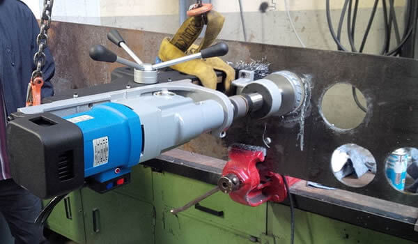 Magnetic Drilling Machines, Portable Mag Drill | PintFeed