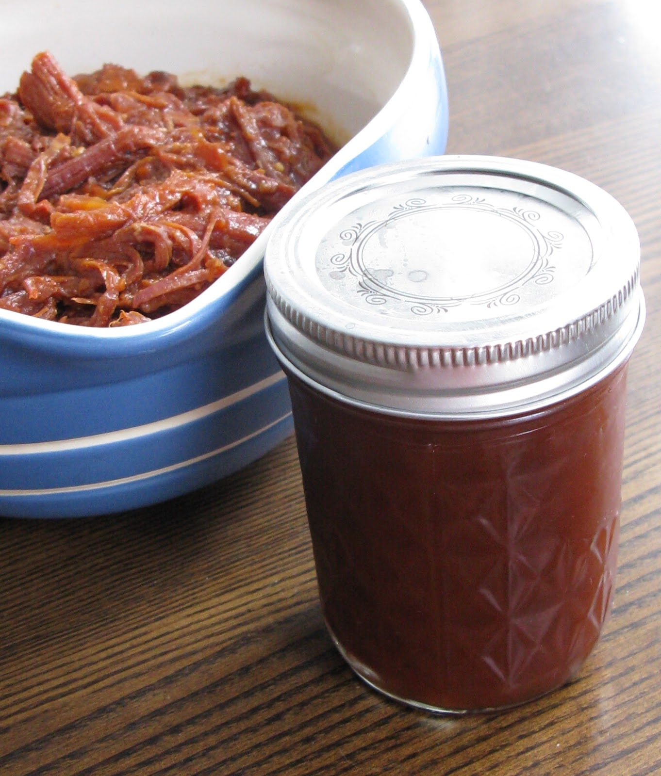 Food For A Hungry Soul: Bourbon Whiskey Barbecue Sauce
