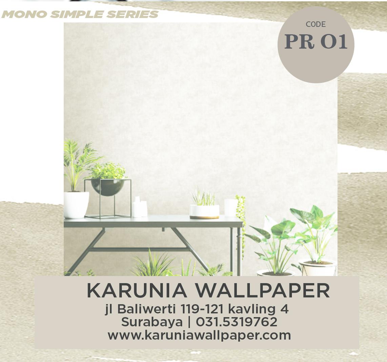jual wallpaper dinding simple polos