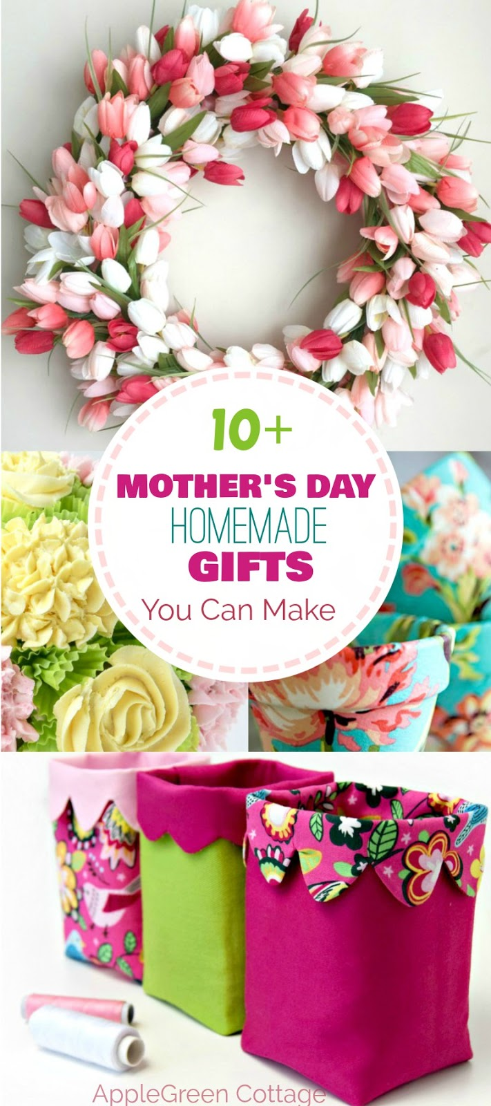 10 Mother S Day Homemade Gifts You Can Make Applegreen