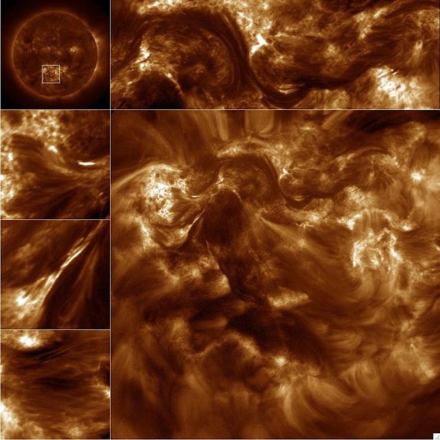 El misterio de la corona solar al descubierto