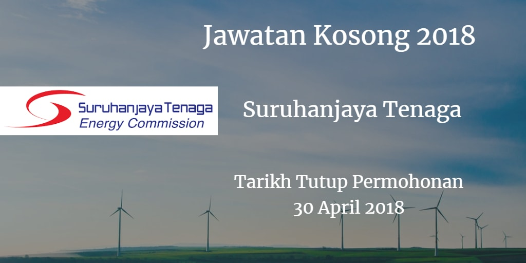 Jawatan Kosong ST 30 April 2018