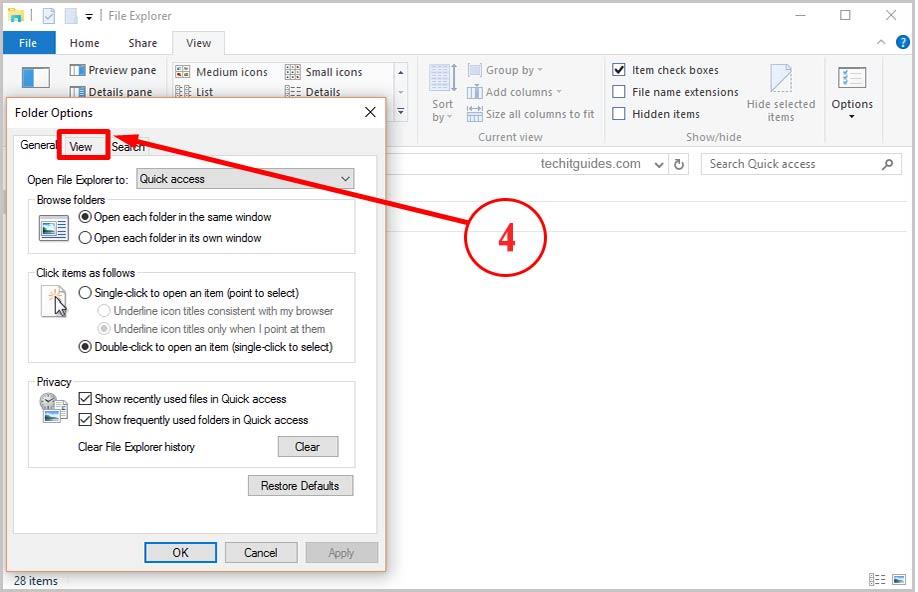 How do you view hidden folders in windows 10 | How To Hide