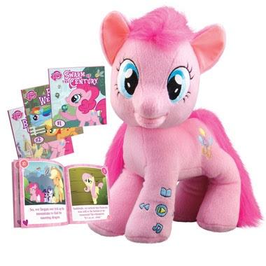 Equestria Daily Mlp Stuff Talking Pinkie Pie Plushie