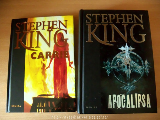 Carrie de Stephen King si Apocalipsa de Stephen King