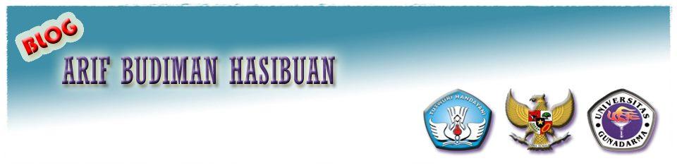 Arif Budiman Hasibuan