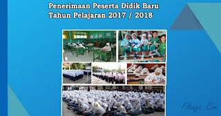 Juknis PPDB Madrasah (MI,MTs,MA) Tahun 2017/2018