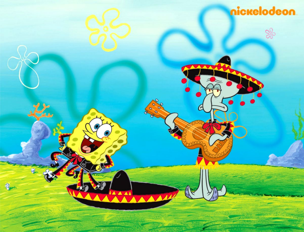 Spongebob Squarepants images Spongebob & Squidward HD wallpaper