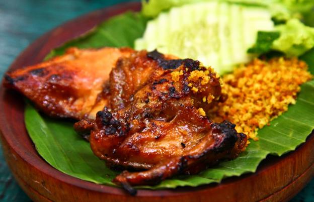 Resep Ayam Bakar Bandung