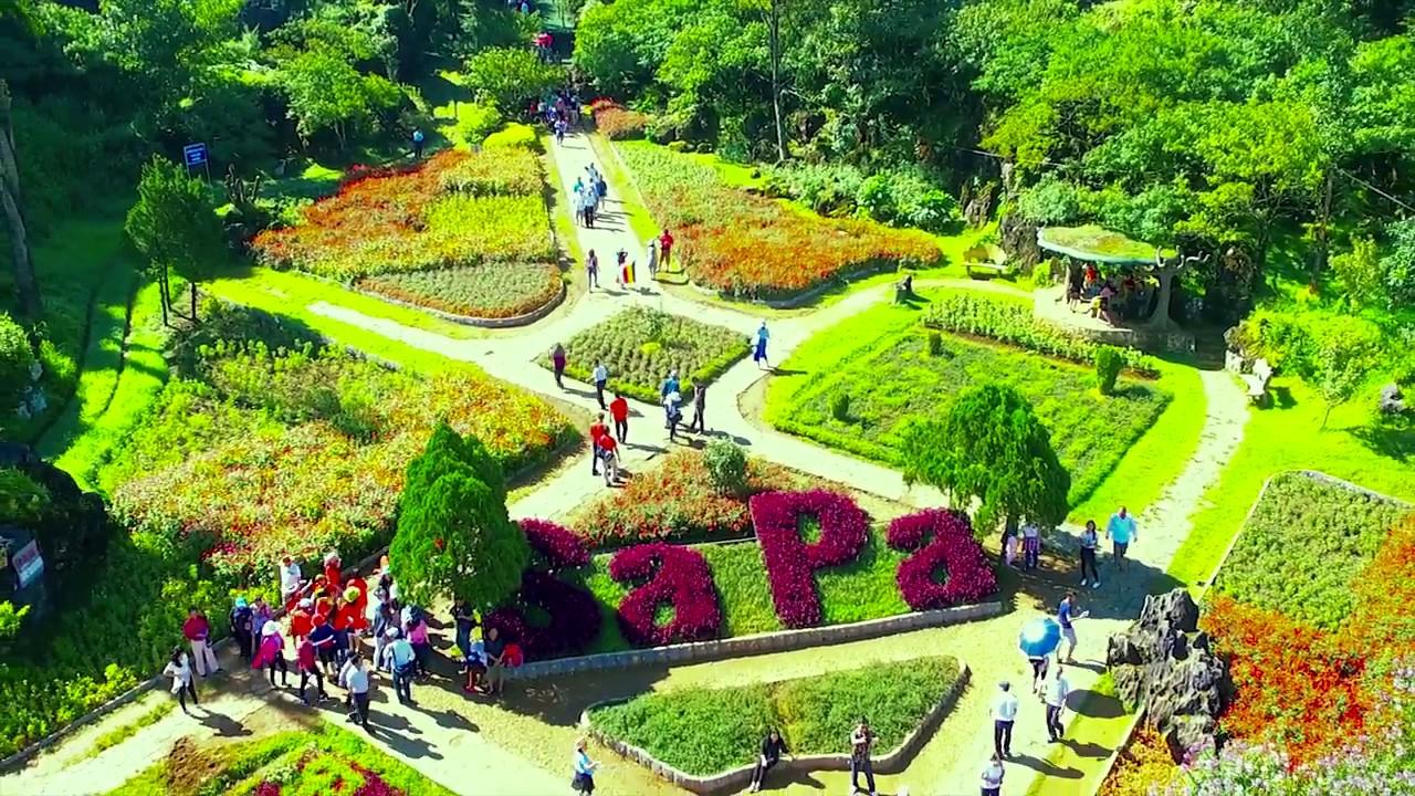 núi Hàm Rồng- địa điểm du lịch Sapa