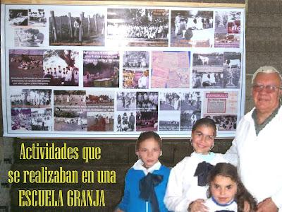 Escuela granja Uruguay