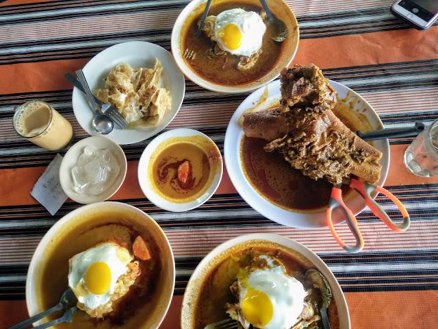 Mutalib Roti Canai | Tempat makan best dan menarik di Jitra Kedah